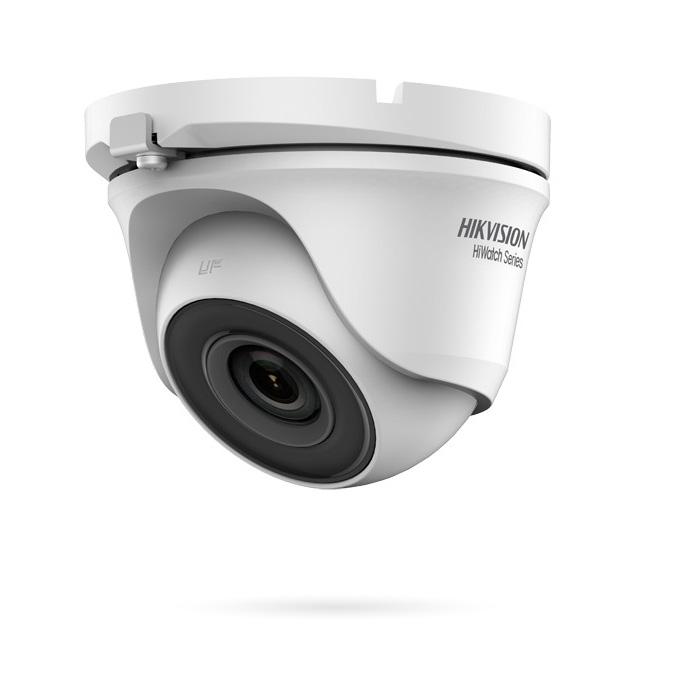 Cámara de seguridad CCTV Full HD con Lente Fija, Visión nocturna y Apta para exterior TORGOS