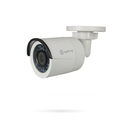 Cámara de seguridad Hikvision CCTV Full HD con Lente Fija, Visión nocturna y Apta para exterior TEKEN